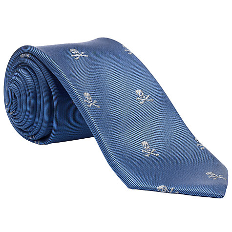 Buy John Lewis Boy Skull and Crossbones Tie Online at johnlewis.com