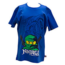 Buy Lego Ninjago Thor T-Shirt Online at johnlewis.com