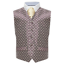 Buy John Lewis Boy Waistcoat and Cravat Online at johnlewis.com