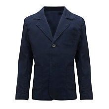 Buy Kin by John Lewis Boys' Blazer, Navy Online at johnlewis.com