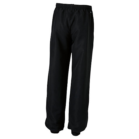 Buy Adidas Boys' Essential Training Trousers, Black Online at johnlewis.com