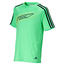 Buy Adidas Boys' F50 T-Shirt Online at johnlewis.com