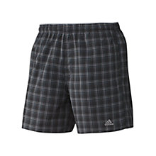 Buy Adidas Check Swim Shorts Online at johnlewis.com
