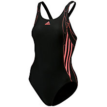 Buy Adidas Infinitex One Piece Swimsuit Online at johnlewis.com