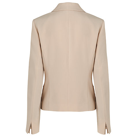 Buy L.K. Benett Edna Soft Construct Jacket, Biscuit Online at johnlewis.com