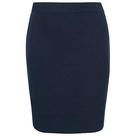 Buy L.K. Bennett Livia Simple Pencil Skirt Online at johnlewis.com