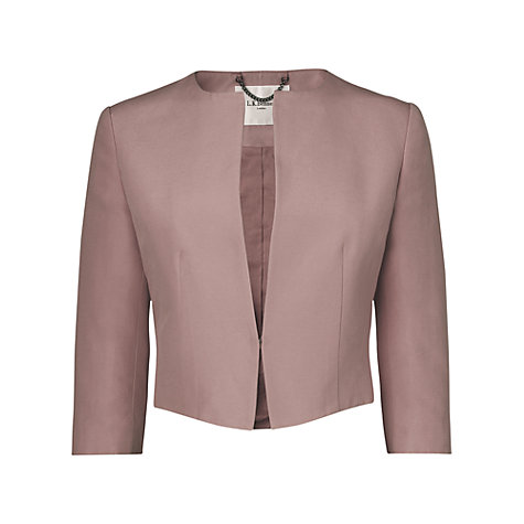 Buy L.K. Bennett Vanda Occasion Jacket Online at johnlewis.com