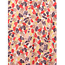 Buy L.K. Bennett Ariel Silk Print Dress, Multi Online at johnlewis.com
