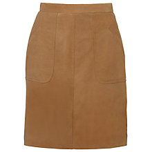 Buy L.K. Bennett Dover Cargo Skirt, Tan Online at johnlewis.com