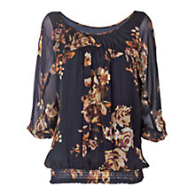 Buy Phase Eight Cara Top, Multi Online at johnlewis.com