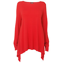 Buy Phase Eight Maggie Trapeze Jumper, Geranium Online at johnlewis.com