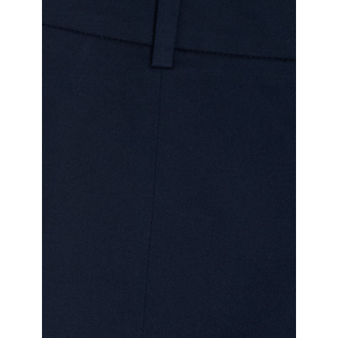 Buy L.K. Bennett Lolita Slim Trousers, Navy Online at johnlewis.com