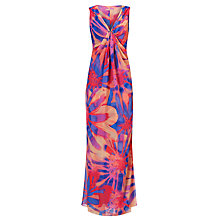 Buy John Lewis Amari Floral Maxi Dress, Multi Online at johnlewis.com