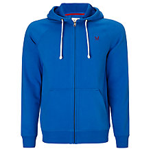 Buy Crew Clothing Full Zip Hoodie Online at johnlewis.com