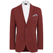 Buy Hackett London Ascot Garment Dye Cotton Blazer Online at johnlewis.com