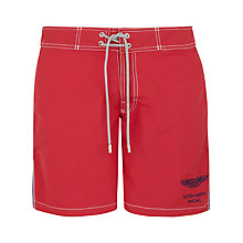 Buy Hackett London Aston Martin Racing Swim Shorts Online at johnlewis.com