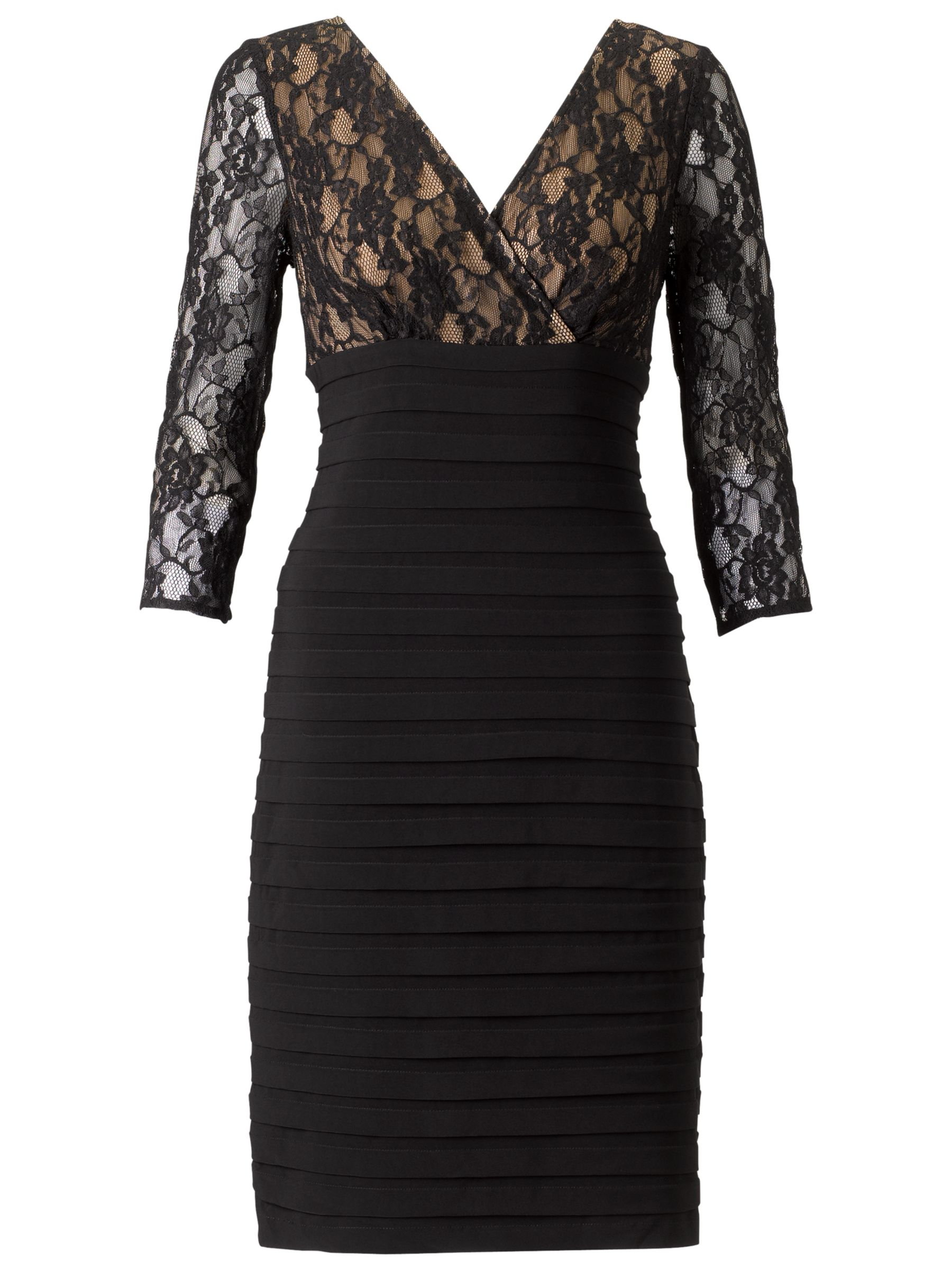 adrianna papell lace sleeved bandage dress black, adrianna, papell, lace, sleeved, bandage, dress, black, adrianna papell, 10|8|14|12, women, plus size, brands a-k, womens dresses, inactive womenswear, dresses, 384069