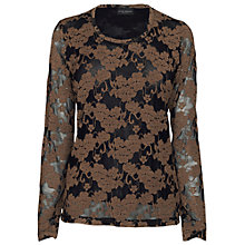 Buy James Lakeland Lace T-Shirt Online at johnlewis.com