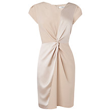 Buy L.K. Bennett Edna Knot Front Dress Online at johnlewis.com