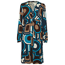 Buy James Lakeland 60s Print Dress, Multi Online at johnlewis.com