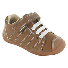 Buy Pediped Jake Shoes, Light Brown Online at johnlewis.com