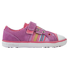 Buy Pediped Jones Shoes, Chiffon Pink Online at johnlewis.com