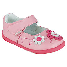 Buy Pediped Sadie Shoes, Pink Online at johnlewis.com