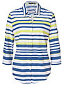 Betty Barclay Striped Shirt, White/Blue