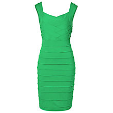 Buy Betty Barclay Sleeveless Bodycon Dress, Island Green Online at johnlewis.com