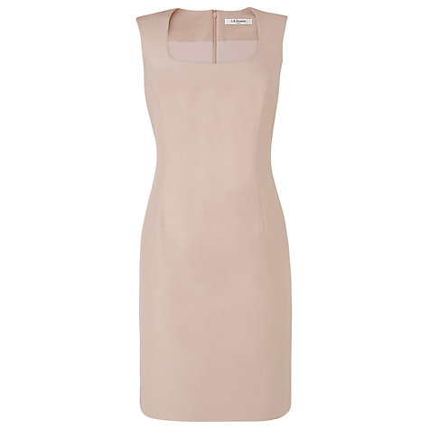 Buy L.K. Bennett Linna Fitted Dress Online at johnlewis.com