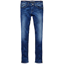 Buy Tommy Hilfiger Naomi Skinny Jeans, Blue Online at johnlewis.com