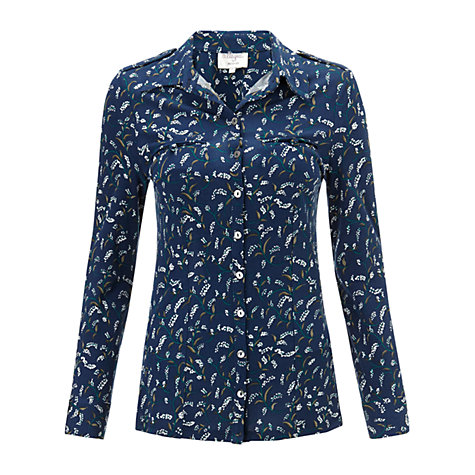 Buy allegra by Allegra Hicks Phoebe Shirt Online at johnlewis.com