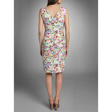 Buy Betty Barclay Jersey Floral Bodycon Dress, Print Online at johnlewis.com