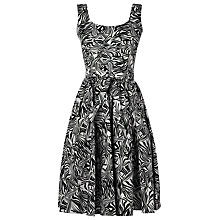 Buy L.K. Bennett Lulu Summer Print Dress, Multi Online at johnlewis.com