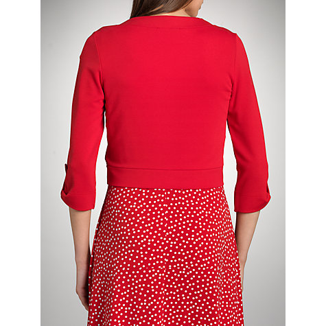 Buy Betty Barclay 3/4 Sleeve Cropped Cardigan Online at johnlewis.com