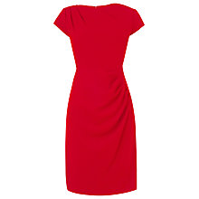 Buy L.K. Bennett Sabrina Hemmers Dress, Lipstick Online at johnlewis.com