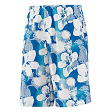 Buy Adidas Original Pattern Print Swim Shorts Online at johnlewis.com