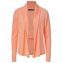 Buy Betty Barclay Long Sleeve Cardigan, Neon Peach Online at johnlewis.com