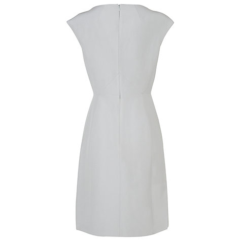Buy L.K. Bennett Vanda Structured Fit Dress Online at johnlewis.com