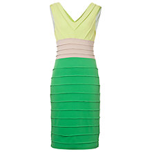 Buy Betty Barclay Sleeveless Bodycon Dress, Green Online at johnlewis.com