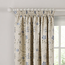 Buy John Lewis Eleanor Lined Pencil Pleat Curtains Online at johnlewis.com