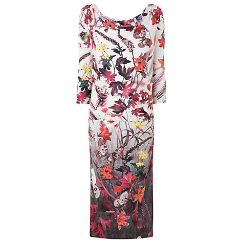 Buy Phase Eight Belinda Butterfly Dress, Multi Online at johnlewis.com