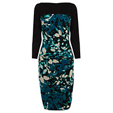 Buy Coast Bliss Print Jersey Dress, Multi Online at johnlewis.com