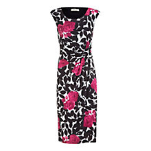 Buy Precis Petite Rose Print Dress, Multi Online at johnlewis.com
