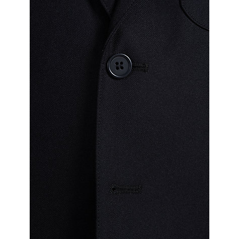 Buy John Lewis Boys' School Eco Blazer, Navy Online at johnlewis.com