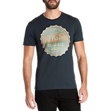 Buy Ted Baker Botall Graphic Print Short Sleeve T-Shirt Online at johnlewis.com