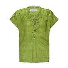 Buy Collection WEEKEND by John Lewis Block Print Top Online at johnlewis.com