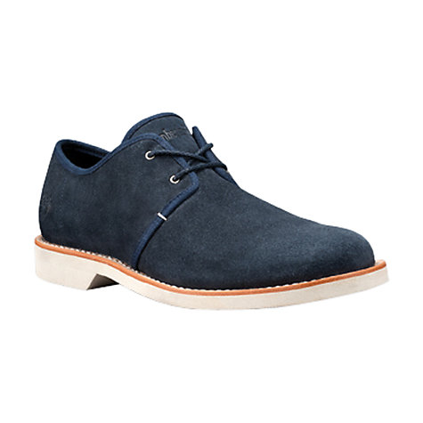 Buy Timberland Stormbucks Plain Toe Suede Derby Shoes Online at johnlewis.com