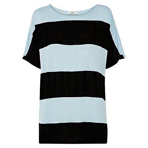 Buy Oasis Colour Stripe T-Shirt Online at johnlewis.com