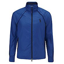 Buy Polo Golf by Ralph Lauren Windbreaker, Dark Navy Online at johnlewis.com